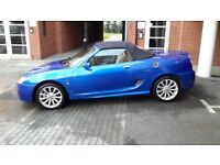 SUPER MG TF CABRIO. BRAND NEW MOT