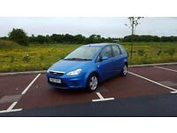 Ford c-max 1.6 5 door mpv full service history low miles