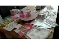 Cake making/ decorating sets