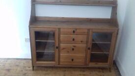 dresser for kitchen or dining room