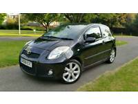 KEY LESS ENTRY**TOYOTA YARIS VVT-i SR**2008**HPI CLEAR*FULL SERVICE HISTORY*DIGITAL CLIMATE CONTROL