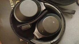 Sony WH 1000X M2 (Mark 2v) OverEar Headphones