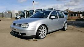 VW GOLF GT TDI PD115 Spares or repairs