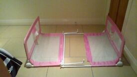 Baby bed guards