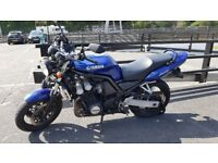 Yamaha Fazer FZS 600cc 99 38000Mileage Perfect bike