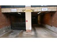 Secure underground allocated parking space with 24/7 access - Liverpool City Centre