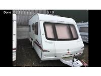 Swift Charisma 535 with fixed bed