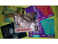 AS and GCSE revision books