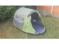 2-Man Pop Up Tent