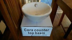 Bathroom sink - Counter top