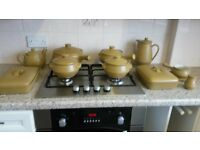 A FANTASTIC COLLECTION OF 1960'S DENBY ODE