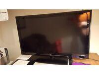 Full HD Black LG 42-inch LCD TV - now awaiting pick up