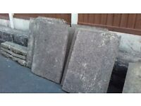 FREE SLABS 3ft x 2ft Grey Free of Charge to collector