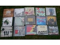 100 + Cd albums £1.50 each or job lot