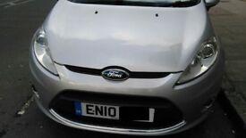 Ford Fiesta 1.2 Petrol 5 door Mot Till June 2018 Low Mileage car.