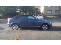 Audi A3 cabriolet (LAST FEW DAYS THEN GOING to TRADE IN )