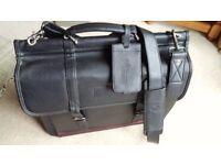 Fujitsu Siemens Targus CK70 Padded Leather Laptop Case