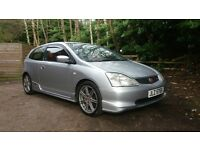 ** 2002 HONDA CIVIC TYPE R **