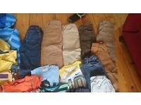 Boys huge clothing bundle 4-5 years