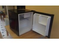 Small Black Fridge in Great Condition for quick sale