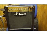 Marshall MG 15 watt amp