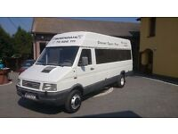 IVECO 49-10 minibus 20seats LHD LEFT HAND DRIVE ORGINAL VERY GOOD EXPORT AFRICA MANUL DIESEL PUMP
