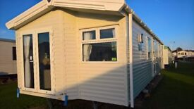 brand new Static caravan holiday home for sale sited on 11 month park north west norfolk coast