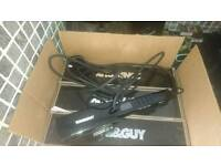 Toni&Guy XL wide plate straighteners