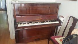 Brasted English Upright Piano