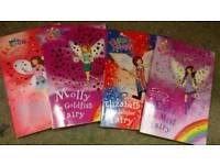 4 x Rainbow Magic books