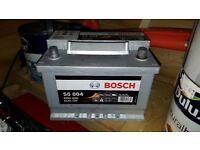 Bosch S5 004 Battery