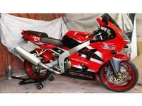 Kawasaki ZX6R ninja sports Bike