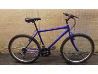 "Mens bike TOWNSEND BLUE Frame 19"""