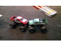 Children's monster trucks