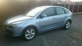 Ford focus 1.6 climate