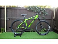 Orange Crush 2015 27.5 Mountain bike RRP1300