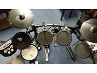 Roland TD6-V drum kit