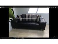 Corner sofa & 2 seater sofa