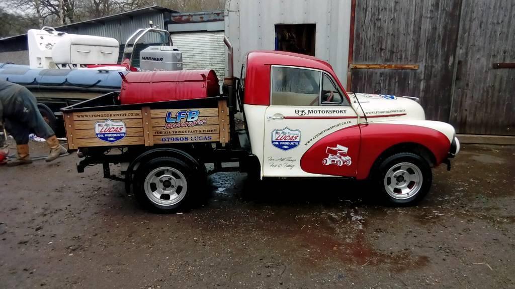 MGB truck