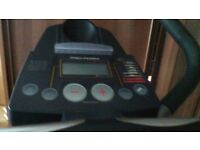 pro form cross trainer