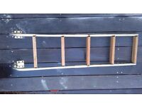 Good quality stainless steel boarding ladder