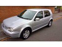 2003 VW GOLF 1.9 TDI PD DIESEL GREAT DRIVE 50+MPG