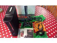 Xbox 360 Elite 120GB in good condition