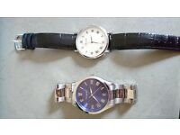 2 watches of mark & spencer new