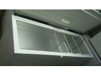 WHIRLPOOL CHEST FREEZER 1.6M SUITABLE FOR COMMERCIAL