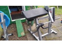 Bodysolid Bicep - Tricep Machine