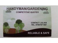 Handyman/Gardening