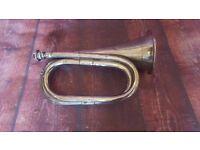Vintage Military Bugle