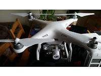DJI Phantom 3 Advanced with alloy case and original box