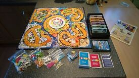 The Game of Life Adventures Edition. Only played a couple of times - in excellent condition